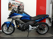 NEW Honda NC750X DCT Auto. Blue. IN STOCK NOW. £6,995 On The Road
