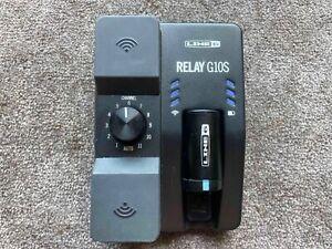 Line 6 wireless guitar system