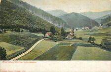 Drechslergrund Lehmwasser b. Bad Charlottenbrunn Waldenburg Glinica 1900s
