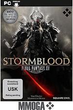 FINAL FANTASY XIV: STORMBLOOD - FF14 Addon DLC Key - PC Download Code [DE][EU]