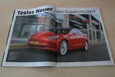 AMS 25928) Tesla Model 3 Performance mit 487PS im TEST auf 6 Seiten