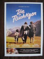 Filmplakatkarte  Die Flüchtigen   Pierre Richard, Gérard Depardieu, Jean Carmet