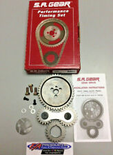Small Block Chevy 350 Roller Cam Engine Gear Drive Timing Kit S.A. GEAR 78450