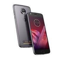 Motorola Moto Z2 Play XT1710-02 - 32GB - Gray, Gold Verizon Unlocked Smartphone