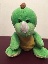 Webkinz Key Lime Dino Plush Stuffed Animal Ganz No Code