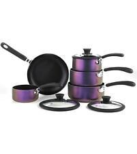 5-Piece Iridescent Pan Set