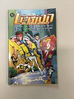 LEGION OF SUPERHEROES The Beginning Of Tomorrow Tpb Paperback Dc Comics