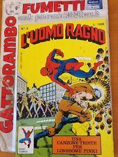 Uomo Ragno n.4 con bollino - Star Comics Ottimo