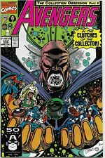 Avengers #339 - VF/NM - Collection Obsession