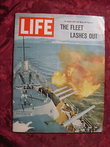LIFE Magazine August 6 1965 Navy Fleet Vietnam Patrick Hemingway Mariner IV Mars
