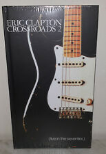 BOX 4 CD ERIC CLAPTON - CROSSROADS VOL.2 - NUOVO NEW