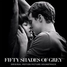 50 Fifty Shades of Grey Original Motion Picture Film Soundtrack CD 9th Feb 2015