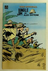 The Official Jungle Jim #2 Alex Raymond Nice Copy K1