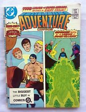 ADVENTURE COMICS #494 DC BLUE RIBBON DIGEST ~1982 DC Comics- Captain Marvel!