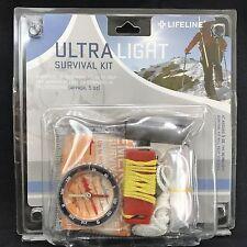 LifeLine Ultra Light Survival Kit 29 Piece #4052 Hiking Camping Emergency Gear