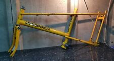 Raleigh Chopper mk1 Main frame + forks Yellow originals in Very good condition