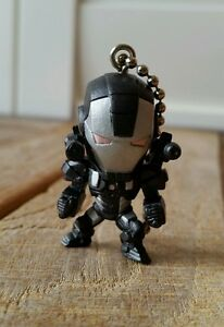 Marvel Avengers Ironman War Machine Keyring/Keychain/Charm (New Without Tags)