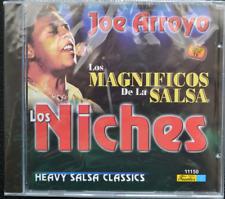Joe Arroyo & Los Niches - Los Magnificos de la Salsa - CD New! FREE SHIPPING!