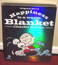*Brand New* Happiness Is a Warm Blanket, Charlie Brown (DVD, 2011)
