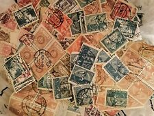 1000+ POLAND OFF PAPER COLLECTION /MIXTURE STAMPS (KILOWARE)