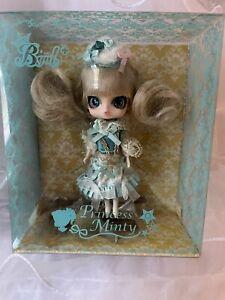"Groove Inc. Little Byul Pullip Doll ""Princess Minty"" LB-373"