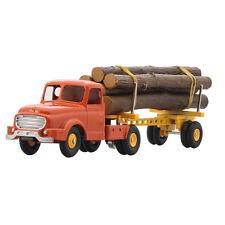 Supertoys 36A 1:43 Dinky Toys Tracteur Willeme Avec Remorque Fardier Semi Atlas