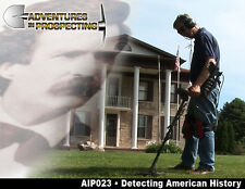 METAL DETECTING AMERICAN HISTORY RELIC HUNTING DVD