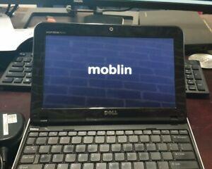 Dell Inspiron 1012 mini  1GB RAM Linux Moblin Netbook Laptop 250GB WIFI BLACK