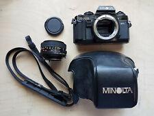 Minolta X-700 35mm SLR Film Camera w/ Minolta 50mm Lens