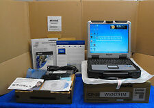0 Hour Black Panasonic Toughbook CF-31 2.7 16G 480 SSD 4G Finger GPS BLK Webcam