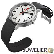 Mondaine Men's Watch stop2go Backlight MST.4101B.LB Sapphire Glass