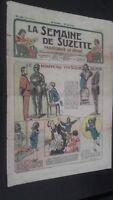 Revista Dibujada La Semana De Suzette que Aparecen El Jueves 1934 N º 18 ABE