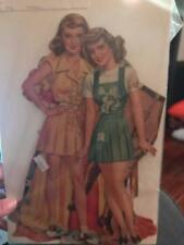 Bette Davis- Paper Doll Collection-Full Color
