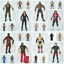 WWE Wrestling Toy Figures  ~  Elite ~ Classic Superstars ~ Divas ~ AEW WCW ECW