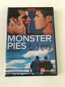 Monster Pies - Gay Themed DVD - Mint, Unopened Condition