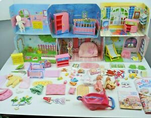 Baby Born Mini World Bulk set dolls & accessories 2000's Zapf Creations