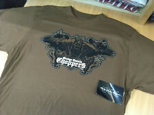 Orange County Choppers Mens Brown Wings T-Shirt XL 44in Chest BNWT