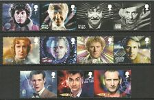 GB 2013 DR WHO SCIENCE FICTION FILMS SPACE CLASSIC TELEVISON SET MNH