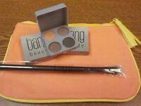 2 BANG Beauty Smokey Eyeshadow Quad~Luxie Brush~ Aug Ipsy Bag