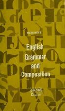 English Grammar and Composition : Third Course Grade 9