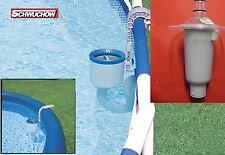 Intex Oberflächen Skimmer deLuxe Easy Frame Pool Vakuumbehälter Bodenabsaugung