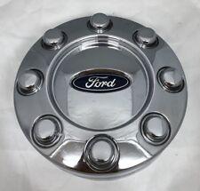 2005-2018 FORD F250 F350 2WD CHROME Center Wheel Hub Cap FACTORY ORIGINAL