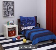 Carter's® All Star 4 Piece Toddler Bedding Set