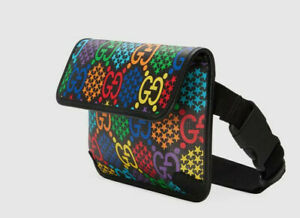 GUCCI Psychedelic Belt bag 598113 NEW WITH TAGS  IN BOX  LIMITED EDITION