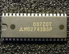 10x m52743bsp i2c Bus-controlled 3-Channel Video-preamplifier, MITSUBISHI