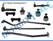 New 11pc Complete Front Suspension Kit for Dodge Ram 3500 1500 2500 - 4WD 4x4
