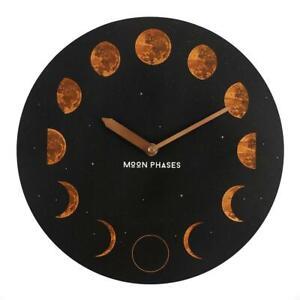 Moon Phases Wall Clock