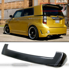 For 08-14 Scion xB bB Glossy Black Jdm Oe Factory Style Rear Roof Wing Spoiler (Fits: Scion xB)