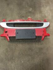 2008-2012 Smart Car Front Bumper Cover W/grill & License Plate Frame