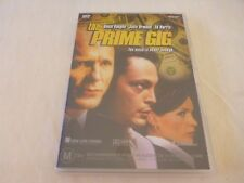 The Prime Gig (DVD, 2003) Region 4